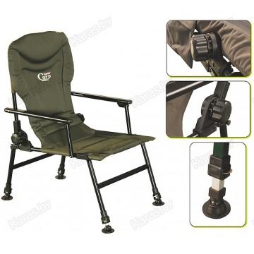 Кресло карповое складное Traper Karp Program